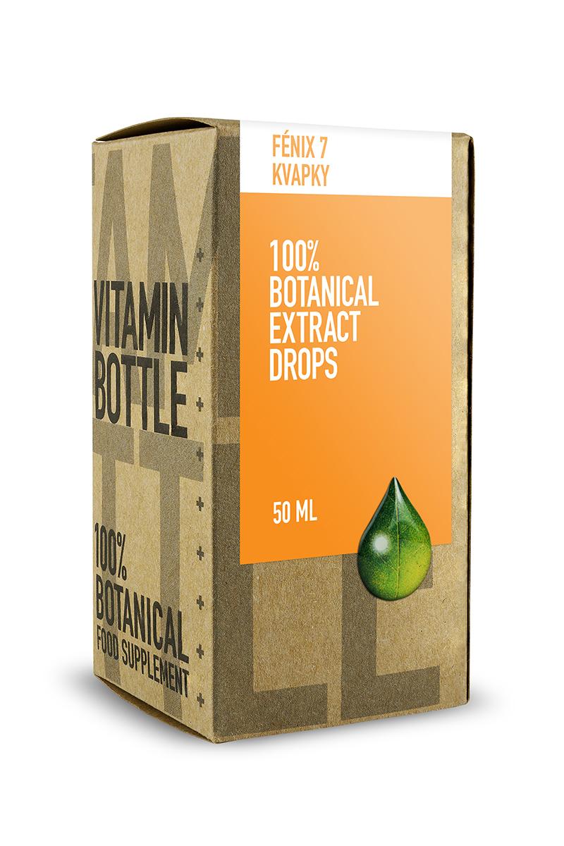 Vitamin Bottle Fénix7 50 ml