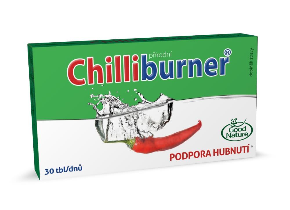 Good Nature Chilliburner podpora chudnutia 30 tbl.
