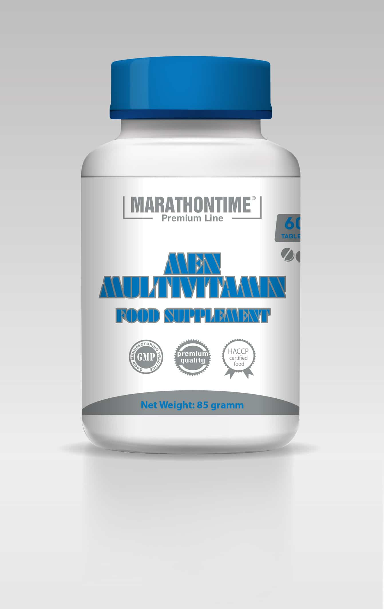 Marathon Time MEN Multivitamin 60 tbl